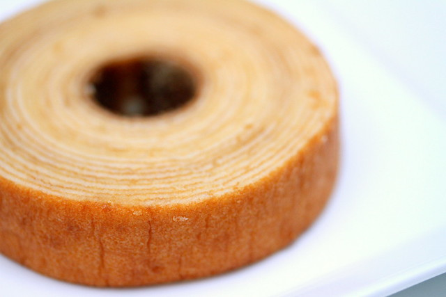 Wheat Baumkuchen