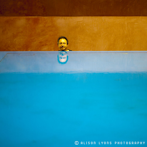 Blue Pool by alison lyons photography