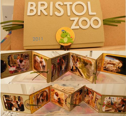 Bristol Zoo Minibook