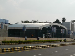Shivaji Stadium station