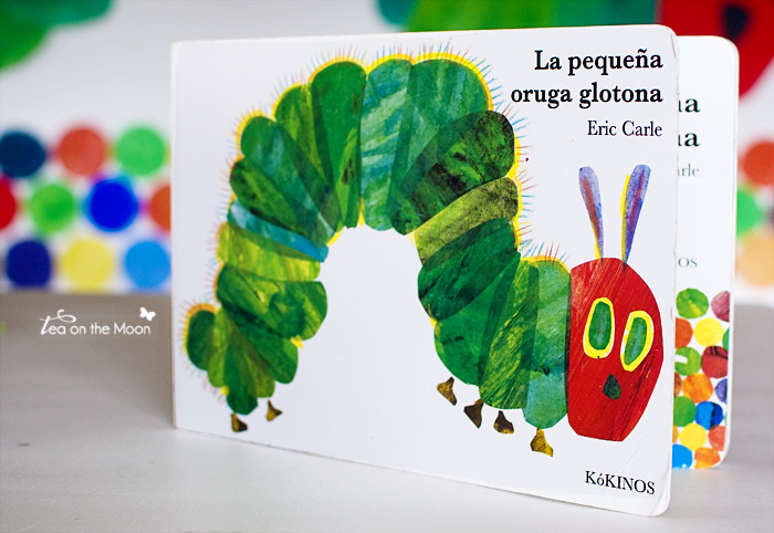 hungry caterpillar book