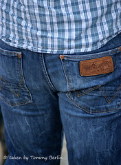 jeansbutt1370 (Tommy Berlin) Tags: men ass butt jeans ars wrangler
