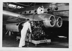 Avro Jetliner CF-EJD-X (Sudbury2Malton) Tags: lancaster boeing douglas malton avro dehavilland mcdonnelldouglas victoryaircraft avroe nationalsteelcar maltonontario avroarrowavro