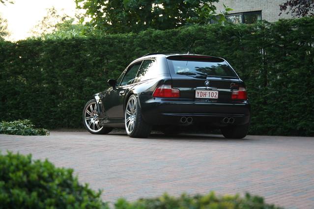 S50B32 BMW Z3 M Coupe | Cosmos Black | Gray/Black | 19