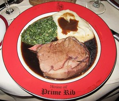 "House of Prime Rib - ""The City Cut"" (hmdavid) Tags: sanfrancisco restaurant beef houseofprimerib 1949 primerib wwwhouseofprimeribnet"