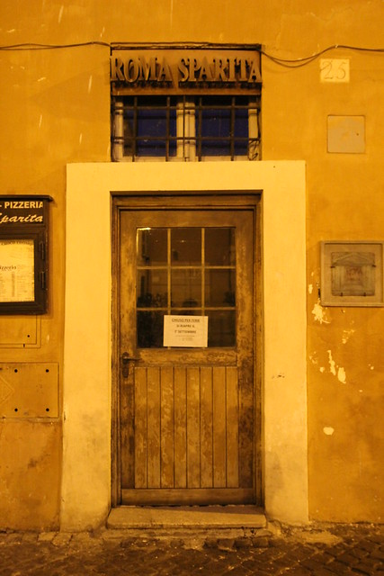 6186498747 9207b9d48b z A Taste of Trastevere