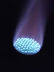 BUNSEN BURNER (jasonwoodhead23) Tags: lab gas heat bunsen burner heating bunson