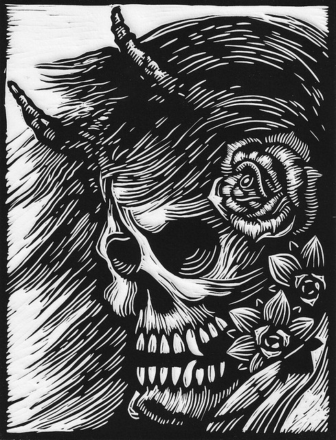 Evil Calaca