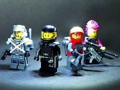 Space Pirates (Brickcentral) Tags: classic star lego fig space pirates yo pirate figure theme wars minifig minifigs ho custom figures figs combo combos minifigure minifigures purist brickarms