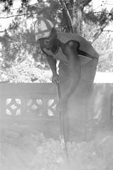 (Dingledody on the road) Tags: africa light shadow portrait blackandwhite bw white mist man black men eye nature backlight work photography 50mm lights licht concentration blackwhite eyes sand nikon focus raw branch zwartwit stones district natuur boom orphanage bark portraiture afrika 1200 worker fascination dust f56 portret schaduw zwart wit atwork province werk zambia oog steen zand tegenlicht zw stenen 2011 d90 concentratie stof nikon50mmf18 werkman iso250 aanhetwerk luapula fascinatie nikond90 portraiturephotography kazembe kawambwa luapulaprovince districtkawambwa mansabombwe stofgordijn opwaaiendzand