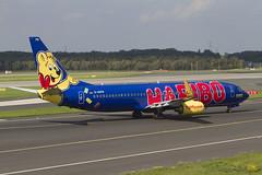 TUIfly D-AHFM (wicho) Tags: aircraft jet boeing dusseldorf jetliner b737 dus eddl dahfm tuifly avión