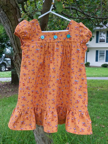 A dress for Caroline
