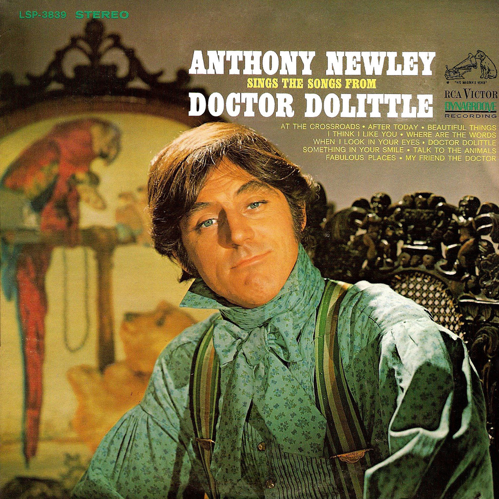 Anthony Newley - The Songs from Doctor Dolittle
