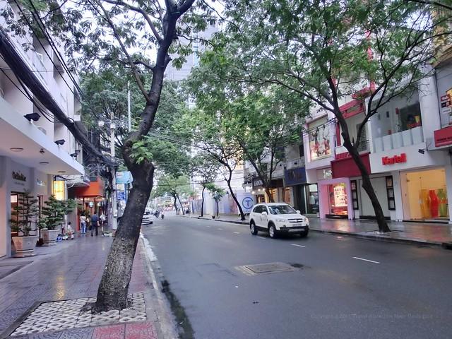 Dong Khoi Street (ドンコイ通り) - Ho Chi Minh City , Vietnam