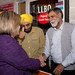 Andrea Horwath's momentum tour in Brampton West-8478
