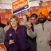 Andrea Horwath's momentum tour in Brampton West-8556