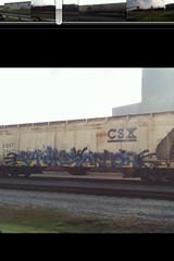 STUKE X ARMOR (Southern {4P} !Not Trading!) Tags: train graffiti armor collab spraypaint graff burner bomb freight combo stuke benching