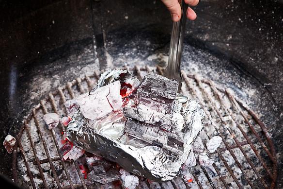 Coal-roasting