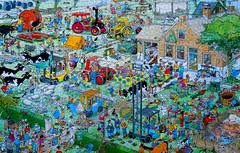 Puzzle van Haasteren 1500 Teile (Josef17) Tags: zuhause puzzle kerpen vanhaasteren