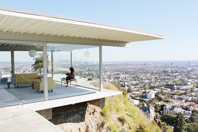 stahl house, los angeles