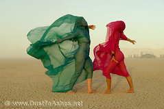 Burning Man 2011 Girls dancing with the wind (DOTA) (Dust To Ashes) Tags: pictures girls party people sculpture woman man art by photography photo women desert dancing wind photos aviation nevada picture silk surreal playa burningman nv blackrockcity burning ashes installation brc theme ash dust reno duststorm bruno department sculptures ales tethered summervacation dota gerlach installations ritesofpassage 2011 summerfestival desertparty burningmanart burningmanfestival burningmangirls dusttoashes wwwdusttoashesnet burningman2011 bm2011 desertlandscapape peopleofburningman