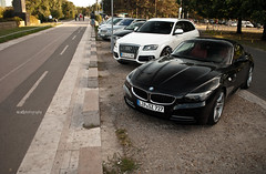 Made in Germany (Ni.St|Photography) Tags: vw volkswagen mercedes s class cc exotic german bmw z4 audi passat roadster q5 xdrive 35i