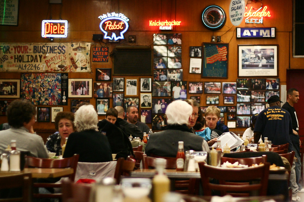 Katz Deli, New York