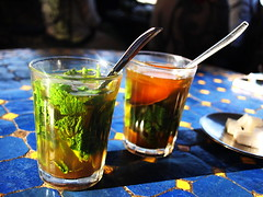 Mint Tea, Marrakech (BuzzTrips) Tags: marrakech medina marrakesh foodstalls jemaaelfna redcity marrakechmuseum lakoutoubia museumofmarrakech photoguidetomarrakech souksinmedina tagineinmarrakech