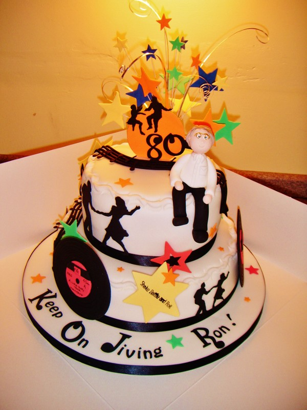 Cake Elysia In Wonderland Tags Birthday Records Dance Dancing Guitar Ron Note
