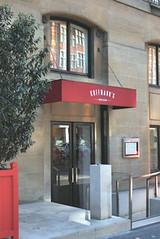 Koffmann's restaurant 2985 R