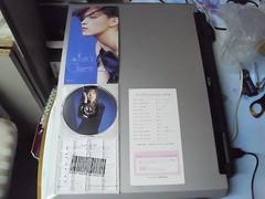 原裝絕版 1999年 1月13日 知念里奈 Rina Chinen YES CD 原價 1020YEN 中古品 3