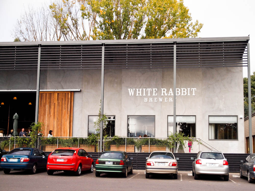 White Rabbit Brewery, Healesville