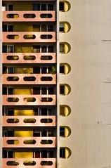- (Neu7rinos) Tags: road urban paris building construction bleu arrondissement beton immeuble ligne verre vitre