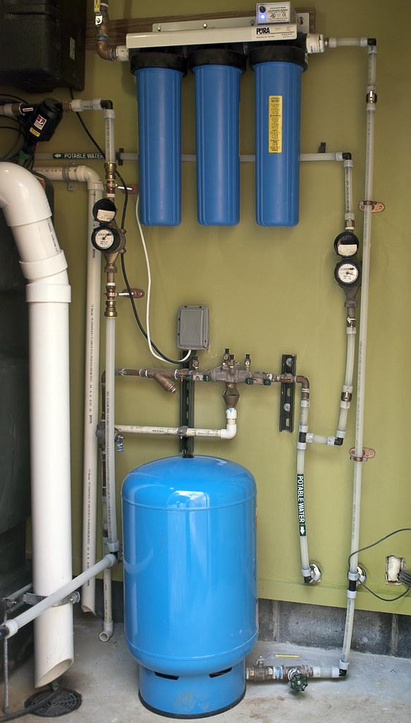 Rainwater Cistern System