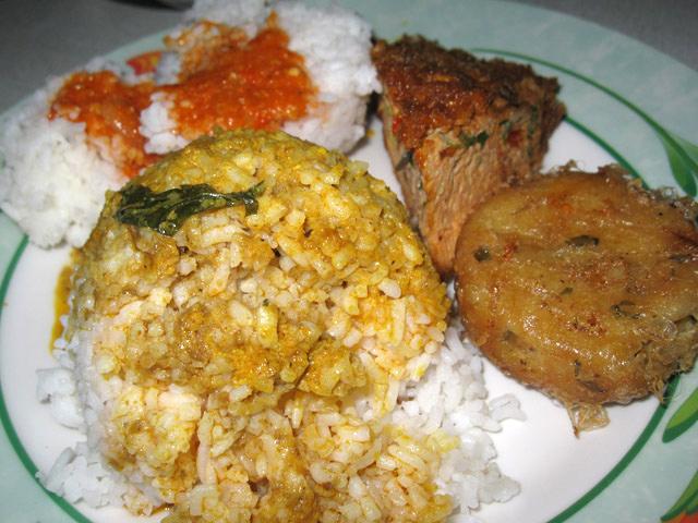 Indonesia - Nasi Padang