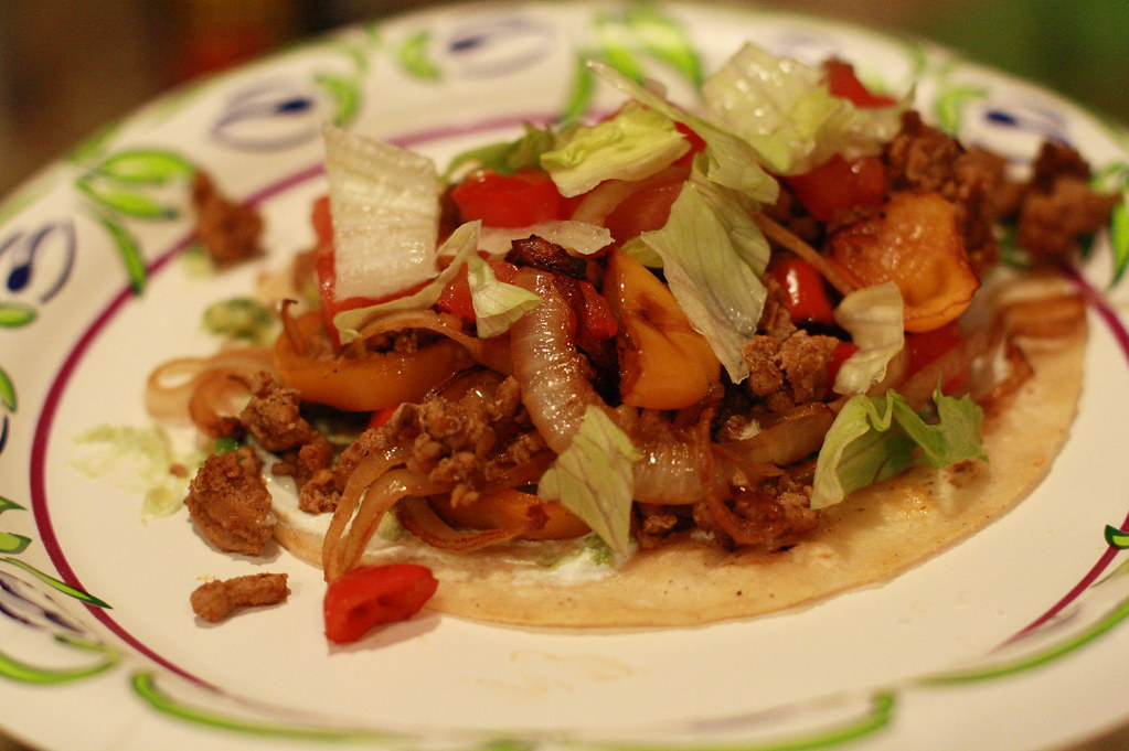 Ground Turkey Fajita Tacos_0289