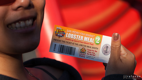 Port of Los Angeles Lobster Festival - Two-Lobster Ticket