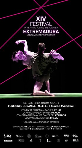 XIV Festival Internacional de Danza Extremadura