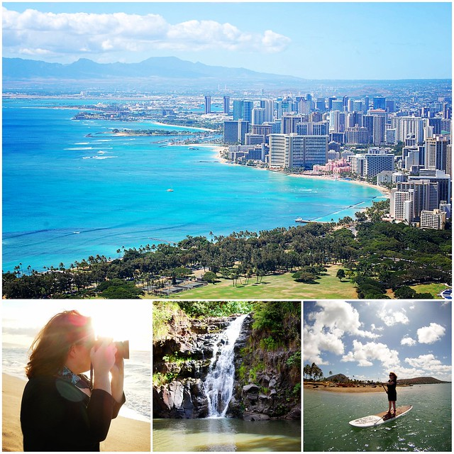 Hawaii Collage 1