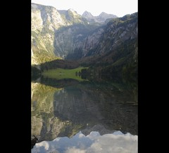reflexos (Eduardo Z.) Tags: germany berchtesgaden september alemanha obersee nationalparkberchtesgaden