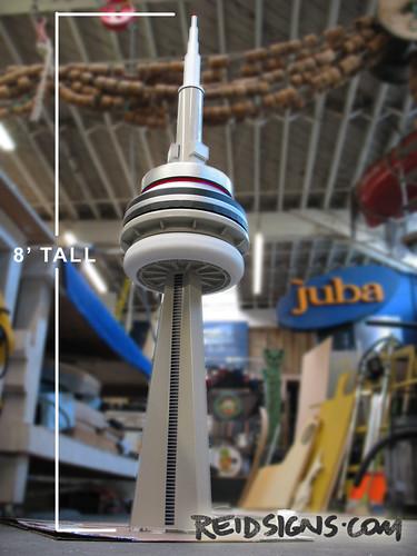 CN Tower - Reid Signs