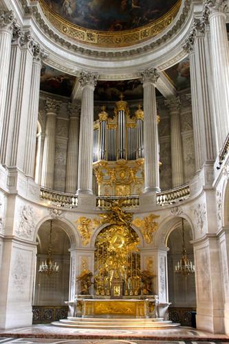 Chapel. Altar
