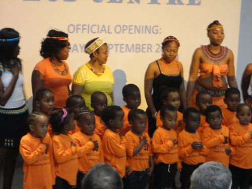 Richards Bay, UNIZUL Science Centre celebration