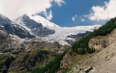 Glacier (traceyjohns) Tags: switzerland zermatt