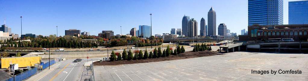 Atlanta Panorama