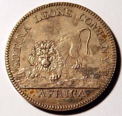 Sierra Leone dollar obverse