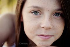 taylor (scoopsafav) Tags: portrait color macro girl beauty face kids portraits children kid eyes child close naturallight teen tween leighduenasphotography