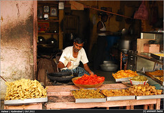 Halwai (AnimeshHazra) Tags: street shop sweet hyderabad oldcity halwai