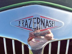 296 Frazer Nash Badge (robertknight16) Tags: british badges frazernash
