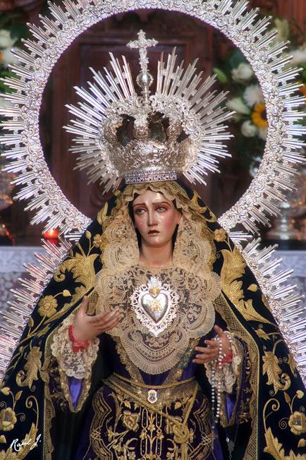 Nuestra Señora del Amor. Sanlúcar de Barrameda (Cádiz)